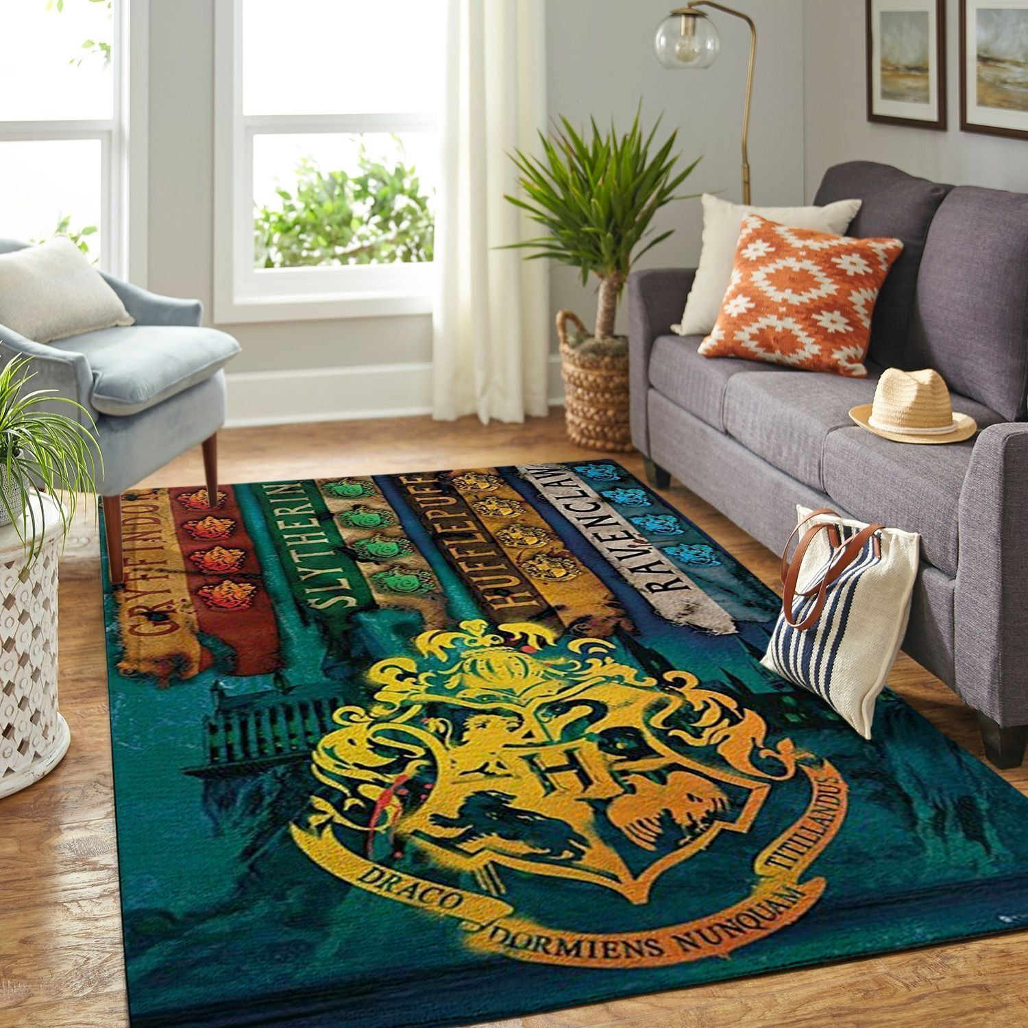 Amazon Harry Potter Living Room Area No6159 Rug