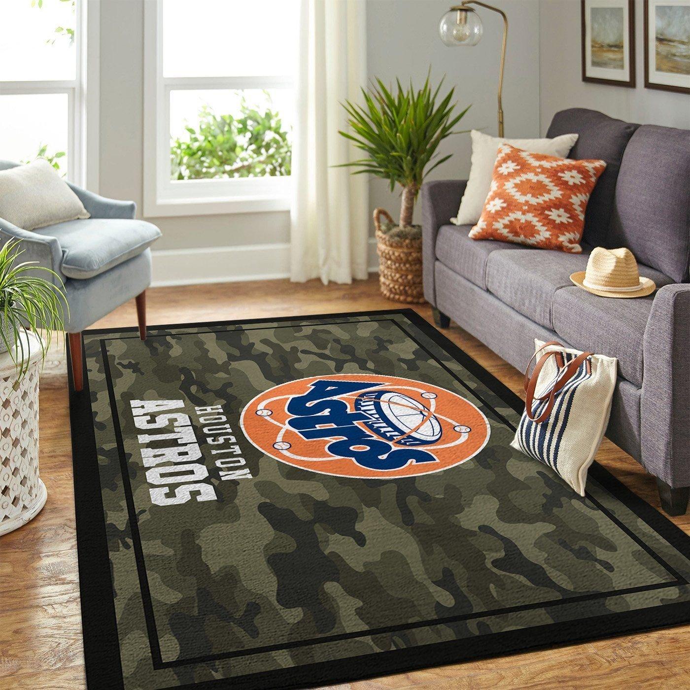 Amazon Houston Astros Living Room Area No3153 Rug