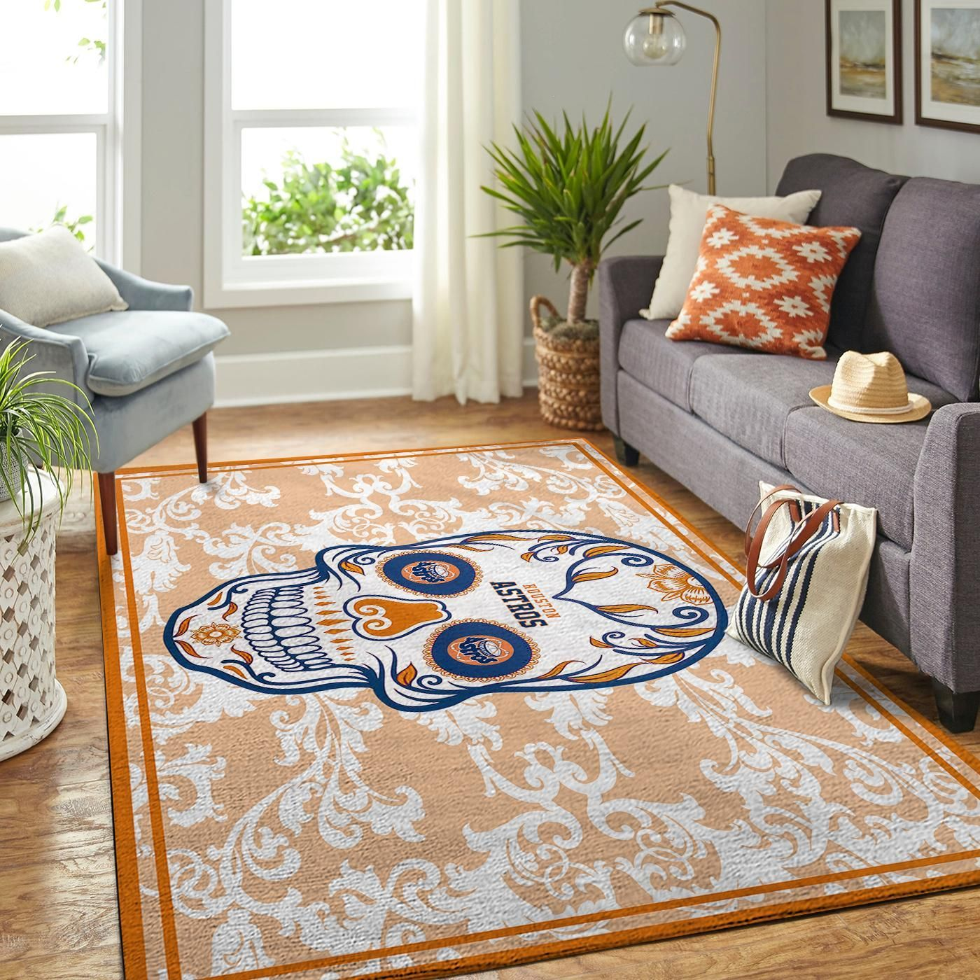 Amazon Houston Astros Living Room Area No3157 Rug