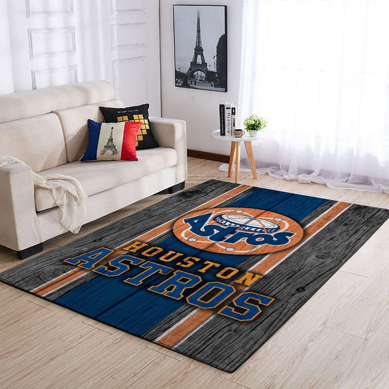 Amazon Houston Astros Living Room Area No3158 Rug