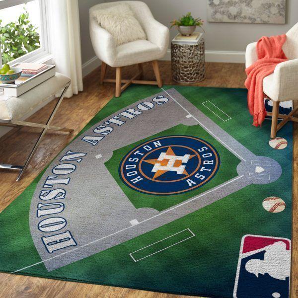 Amazon Houston Astros Living Room Area No3161 Rug