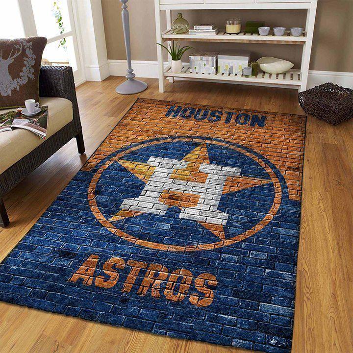 Amazon Houston Astros Living Room Area No3162 Rug