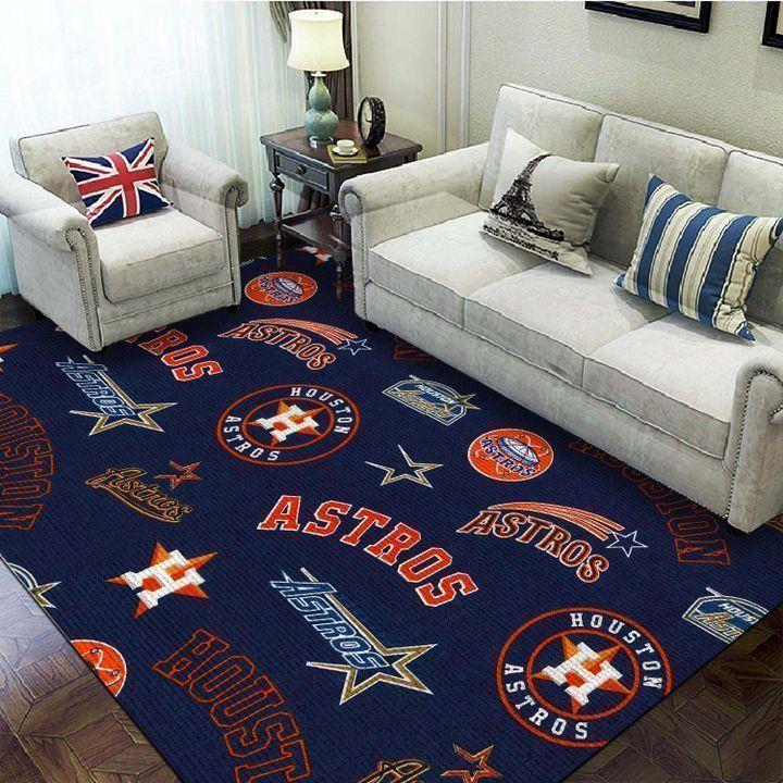 Amazon Houston Astros Living Room Area No3163 Rug