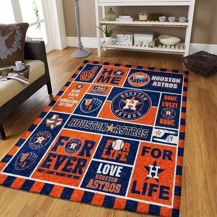 Amazon Houston Astros Living Room Area No3165 Rug
