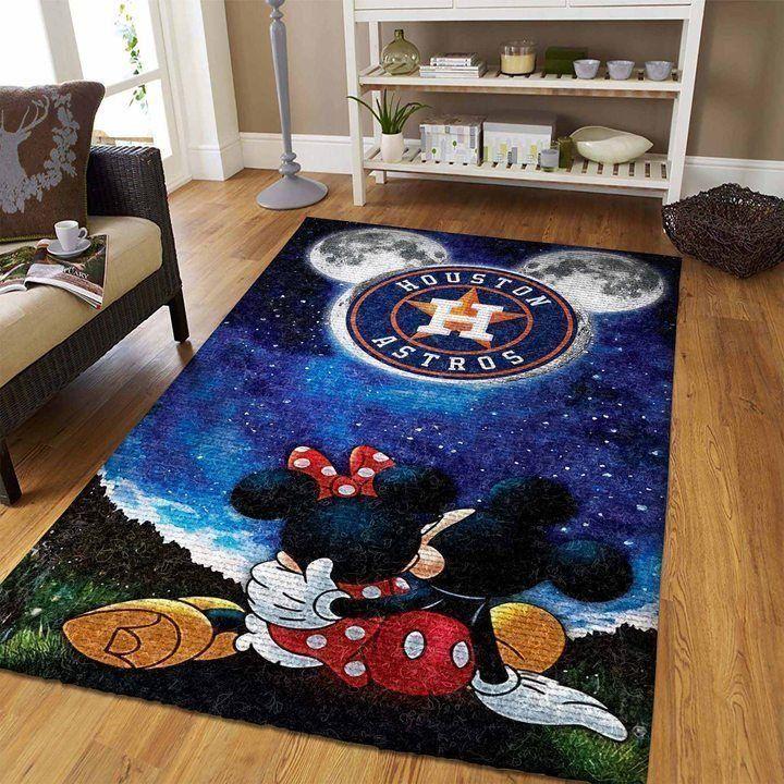 Amazon Houston Astros Living Room Area No3166 Rug