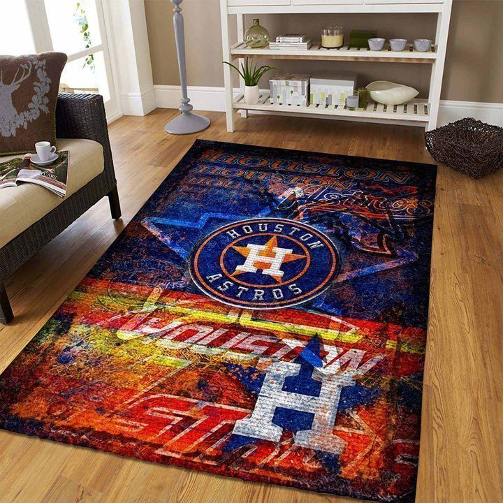 Amazon Houston Astros Living Room Area No3168 Rug