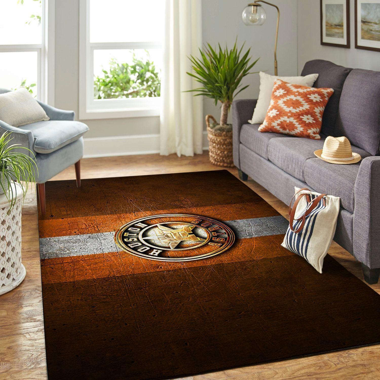 Amazon Houston Astros Living Room Area No3170 Rug