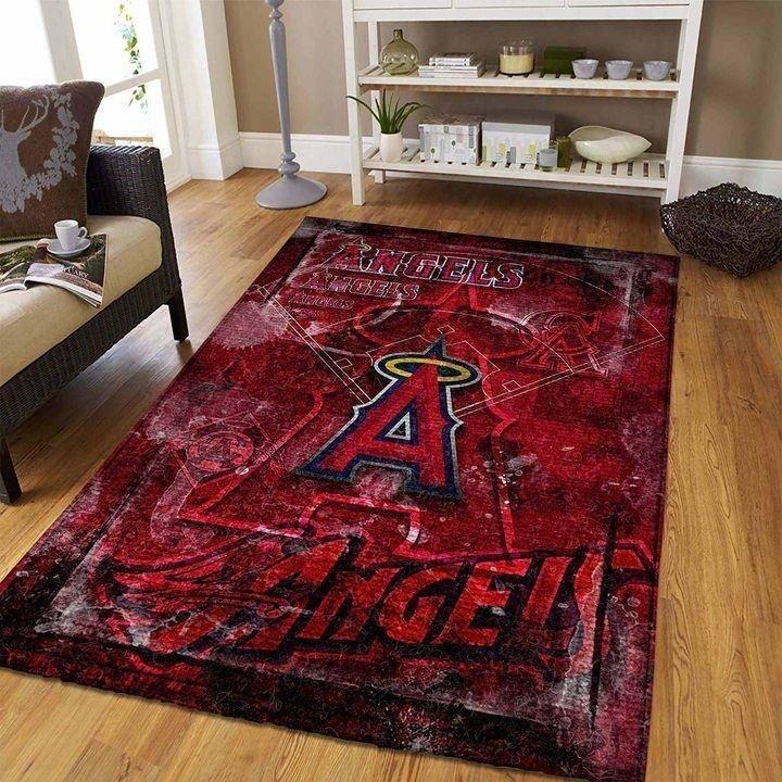 Amazon Los Angeles Angels Living Room Area No3497 Rug