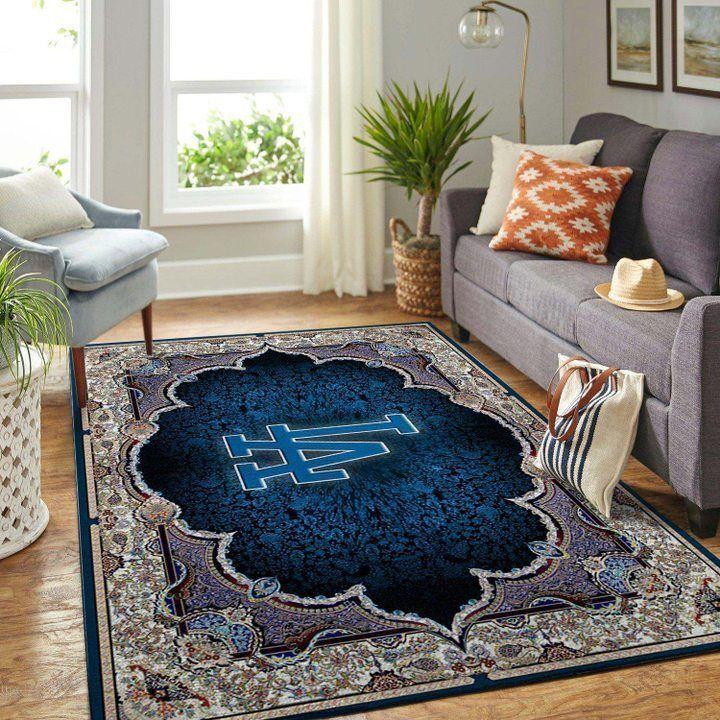 Amazon Los Angeles Dodgers Living Room Area No3601 Rug