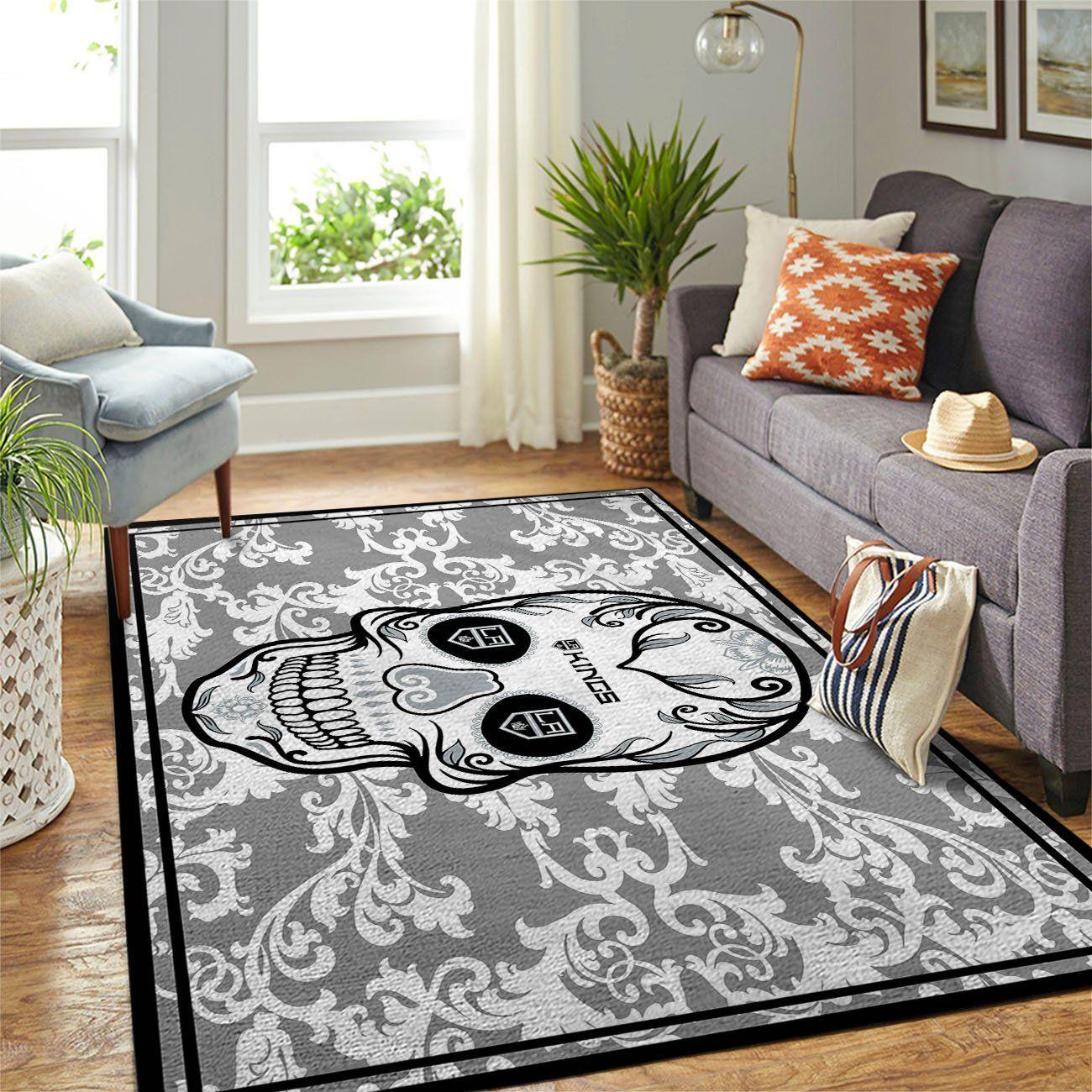 Amazon Los Angeles Kings Living Room Area No3616 Rug