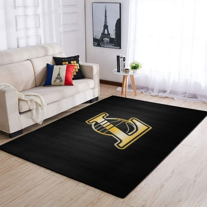 Amazon Los Angeles Lakers Living Room Area No3642 Rug