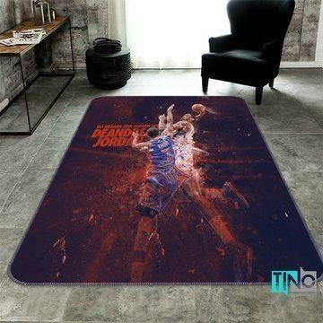 Amazon Los Angeles Lakers Living Room Area No3660 Rug