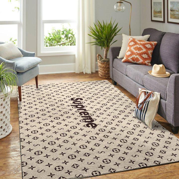 Amazon Louis Vuitton Living Room Area No1864 Rug