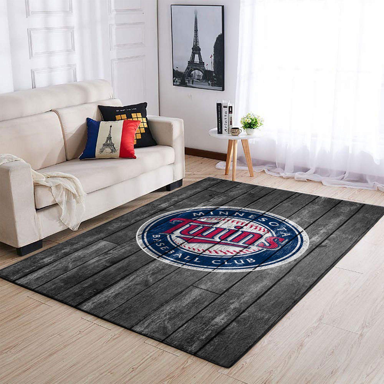Amazon Minnesota Twins Living Room Area No3922 Rug