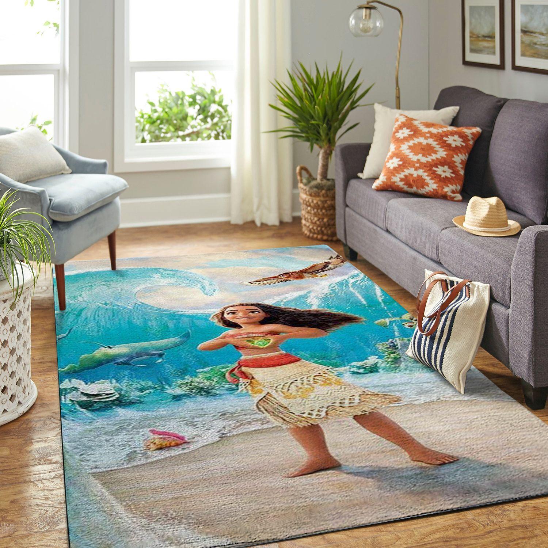 Amazon Moana Living Room Area No6330 Rug