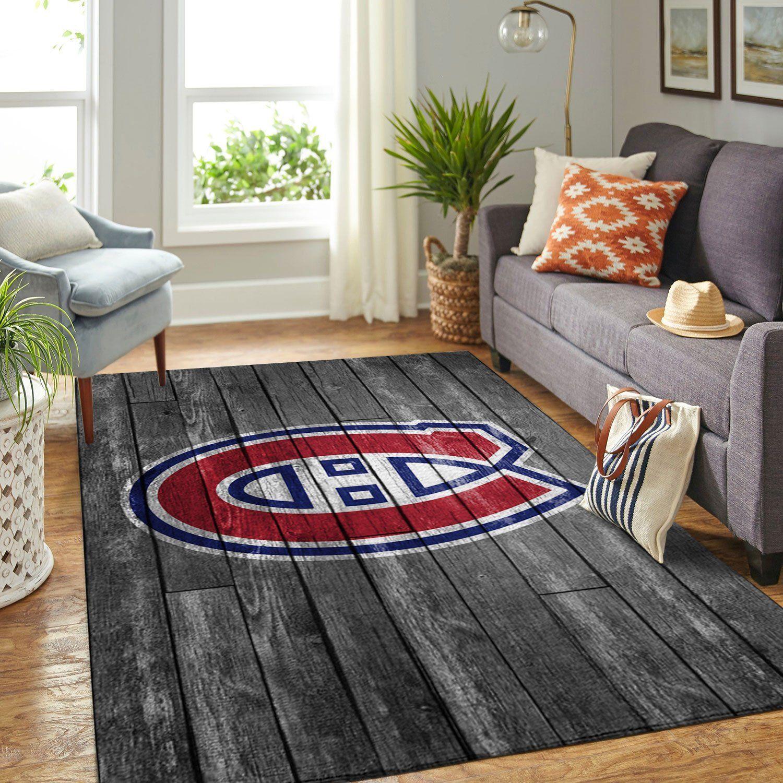 Amazon Montr?al Canadiens Living Room Area No3995 Rug