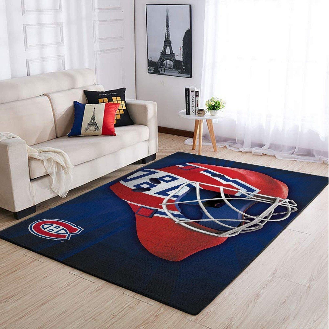 Amazon Montr?al Canadiens Living Room Area No3996 Rug
