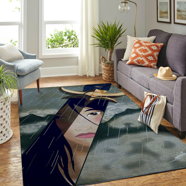 Amazon Mulan Living Room Area No6345 Rug