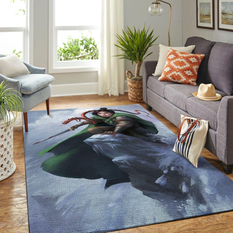 Amazon Mulan Living Room Area No6351 Rug