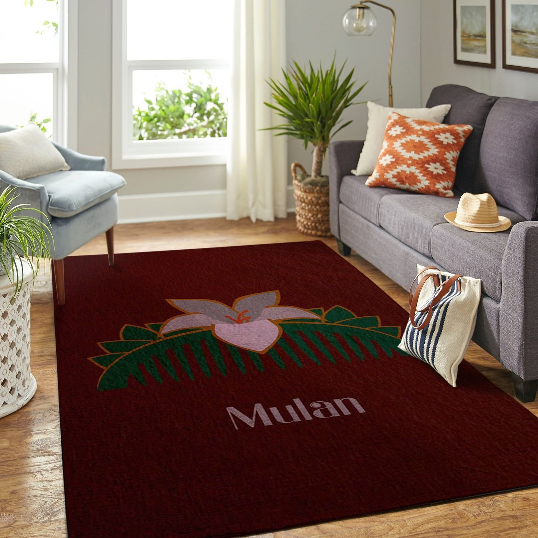 Amazon Mulan Living Room Area No6352 Rug