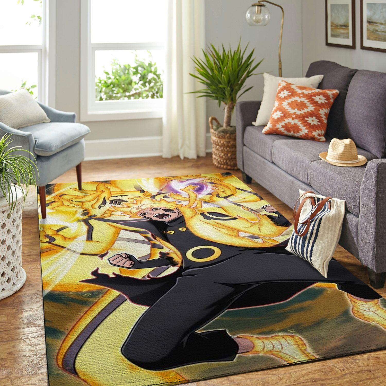 Amazon Naruto Themed Living Room Area No6360 Rug