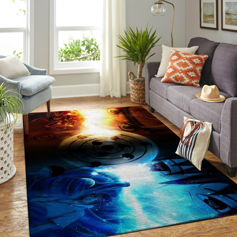 Amazon Naruto Themed Living Room Area No6363 Rug