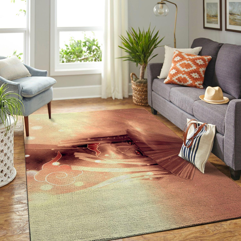 Amazon Naruto Themed Living Room Area No6365 Rug