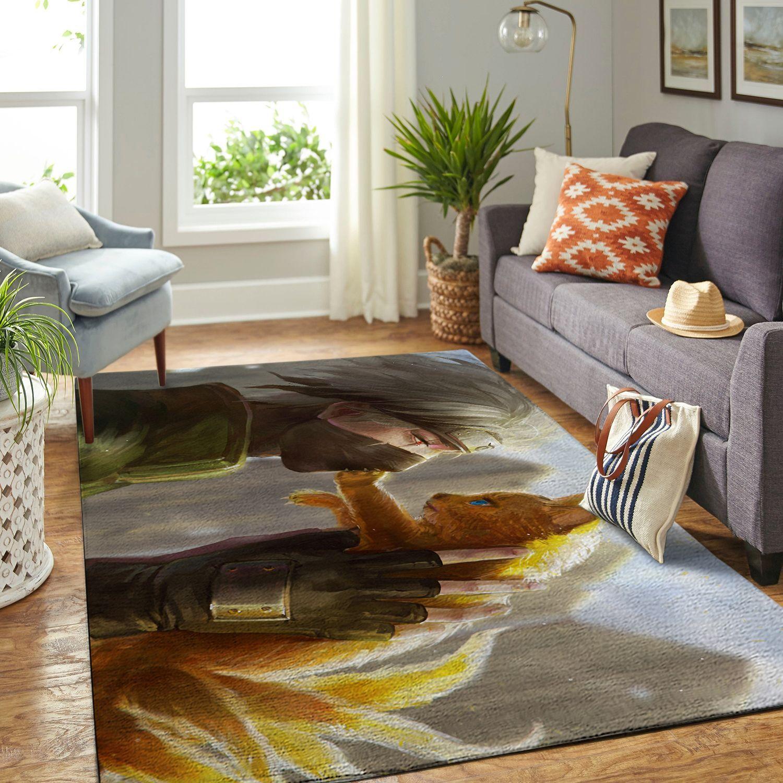 Amazon Naruto Themed Living Room Area No6369 Rug