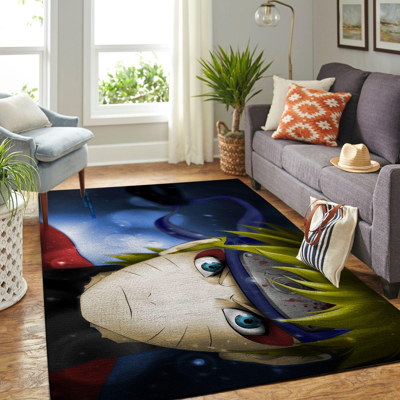 Amazon Naruto Themed Living Room Area No6370 Rug