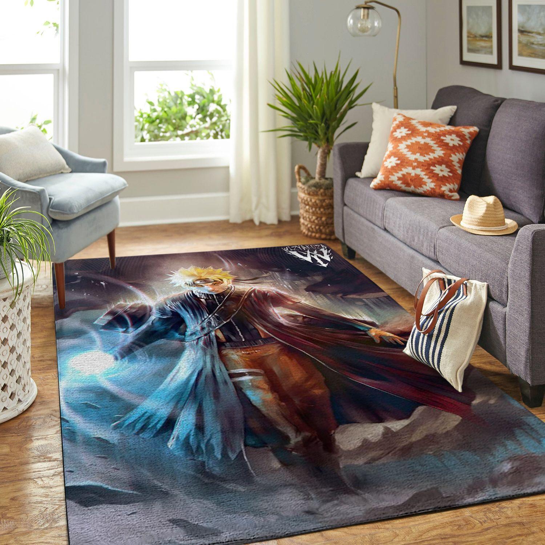 Amazon Naruto Themed Living Room Area No6373 Rug