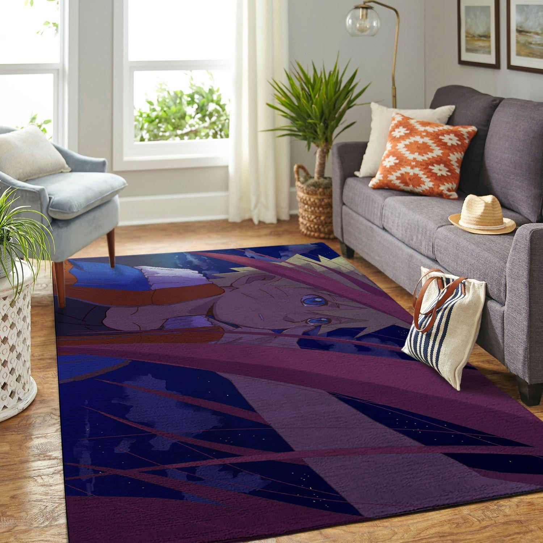 Amazon Naruto Themed Living Room Area No6384 Rug