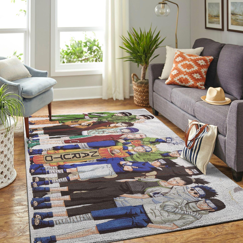 Amazon Naruto Themed Living Room Area No6389 Rug