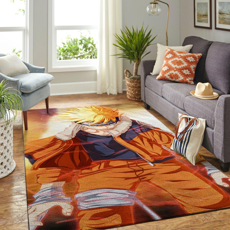 Amazon Naruto Themed Living Room Area No6393 Rug