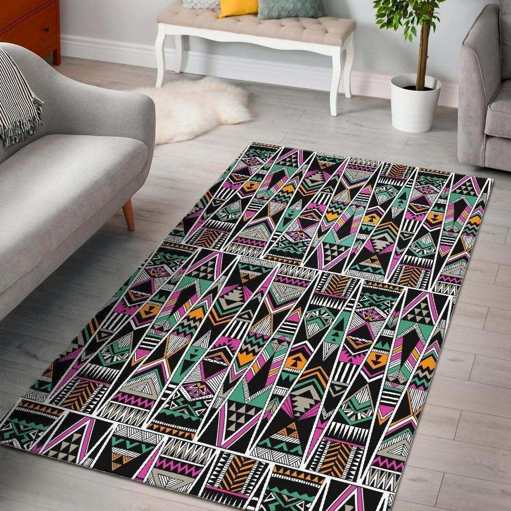 Amazon Native American Aztec Pendleton Tribal Navajo Indians Gs Cl Ld2410 Living Room Area No6409 Rug