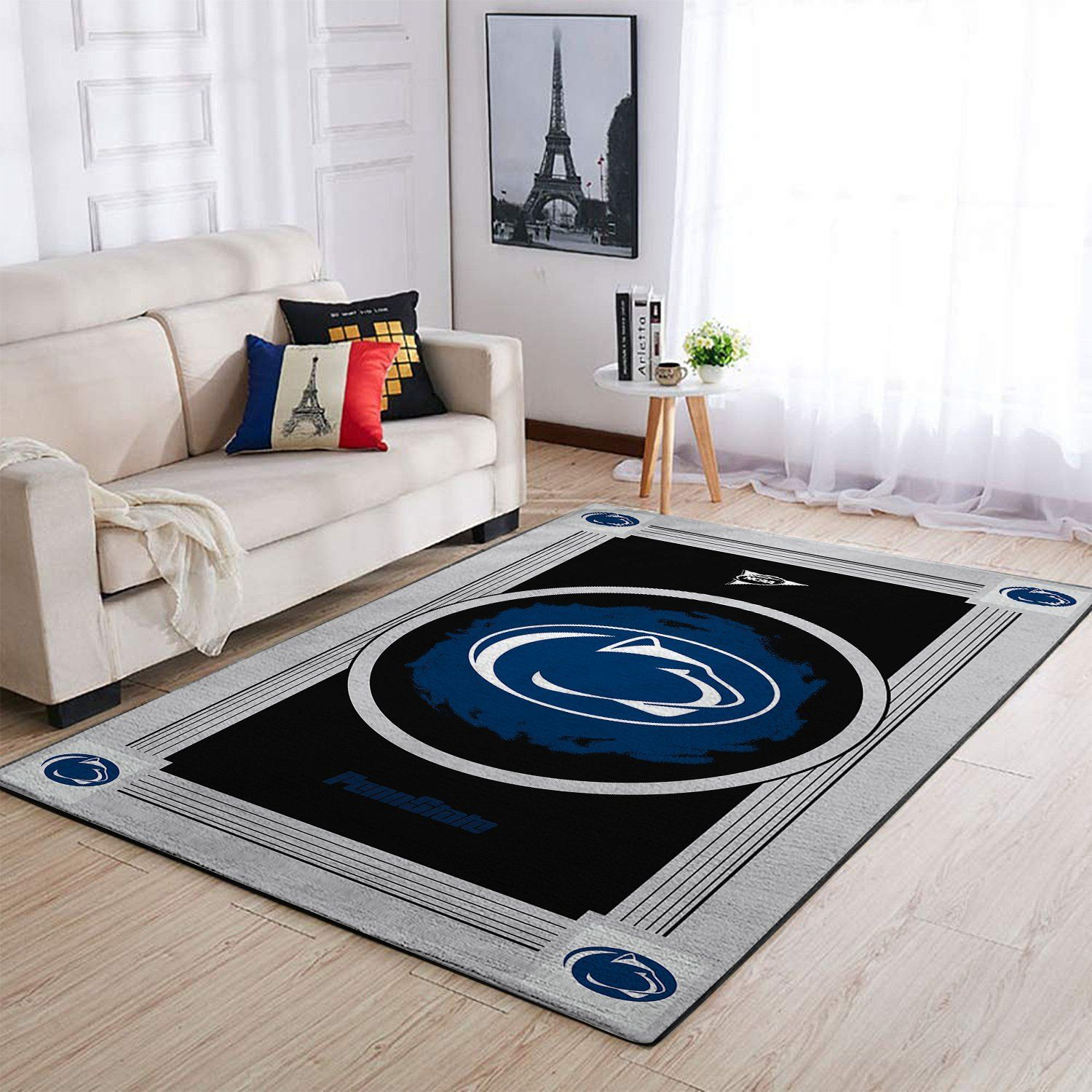 Amazon Penn State Nittany Lions Living Room Area No4450 Rug