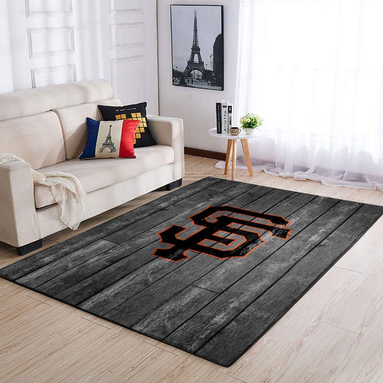 Amazon San Francisco Giants Living Room Area No4899 Rug