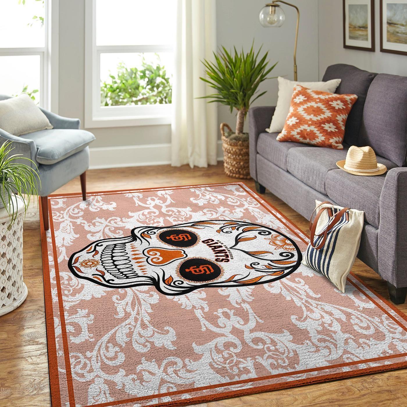 Amazon San Francisco Giants Living Room Area No4902 Rug