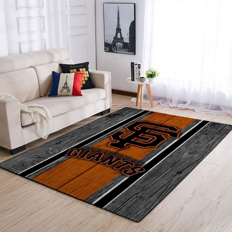 Amazon San Francisco Giants Living Room Area No4903 Rug