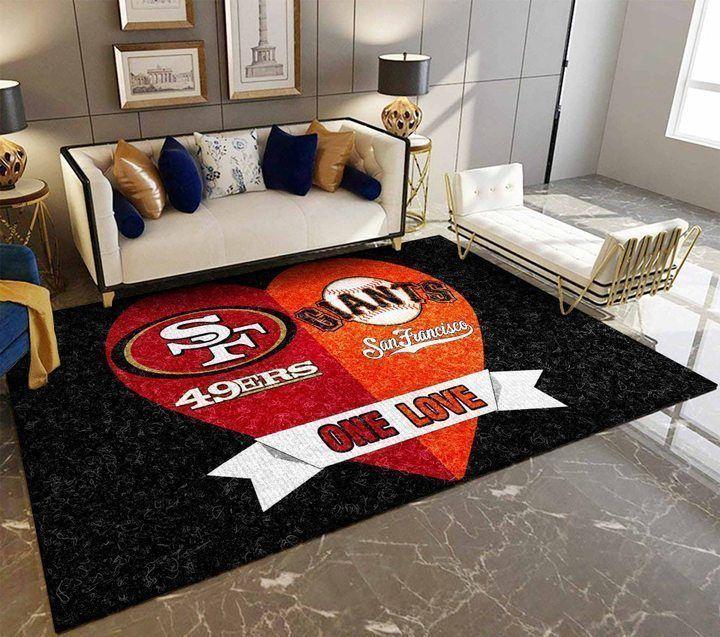 Amazon San Francisco Giants Living Room Area No4905 Rug