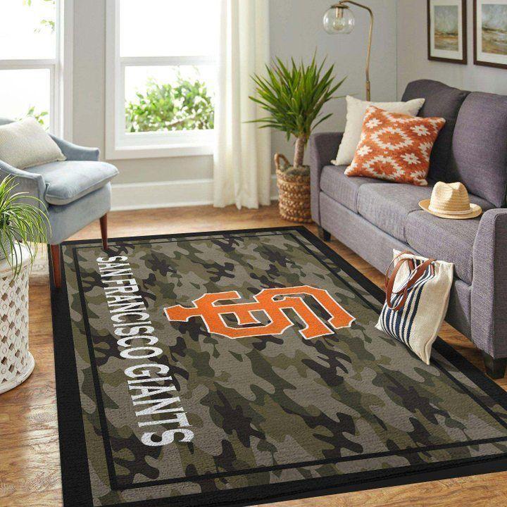 Amazon San Francisco Giants Living Room Area No4913 Rug