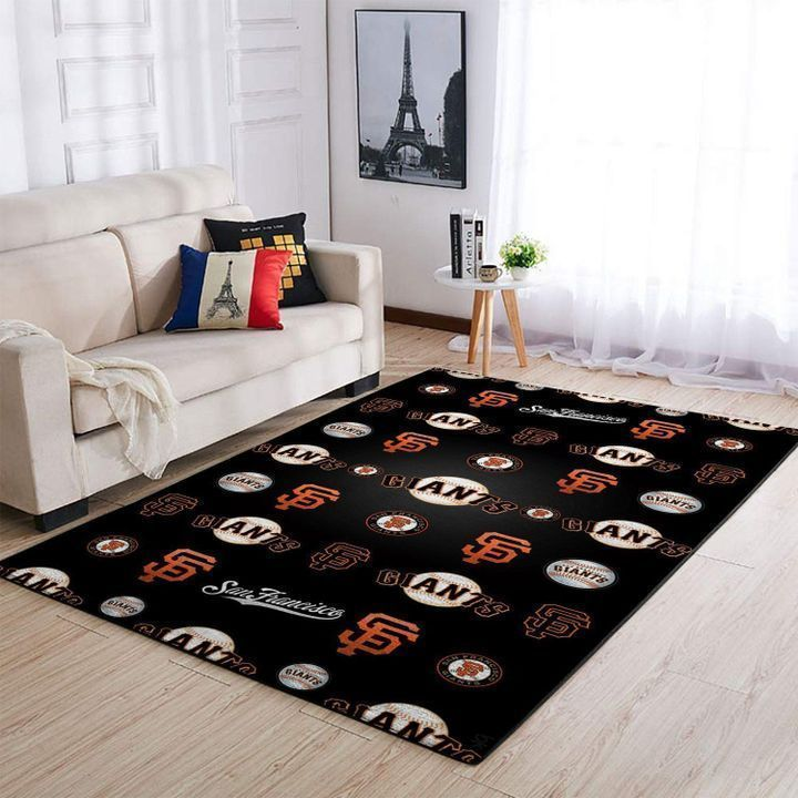 Amazon San Francisco Giants Living Room Area No4917 Rug