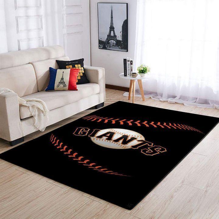 Amazon San Francisco Giants Living Room Area No4921 Rug