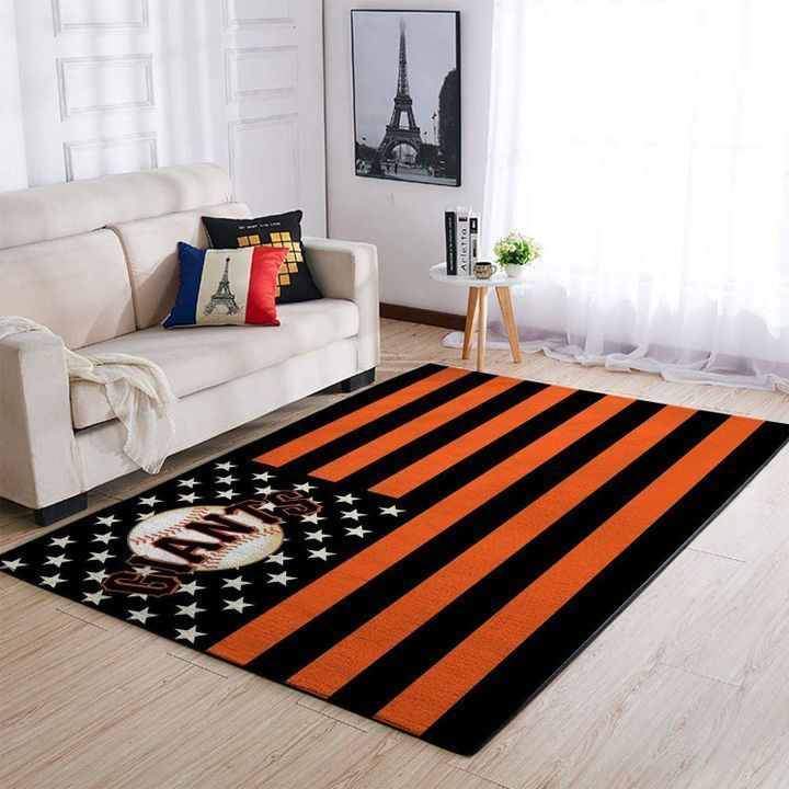 Amazon San Francisco Giants Living Room Area No4922 Rug
