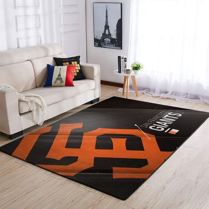 Amazon San Francisco Giants Living Room Area No4924 Rug