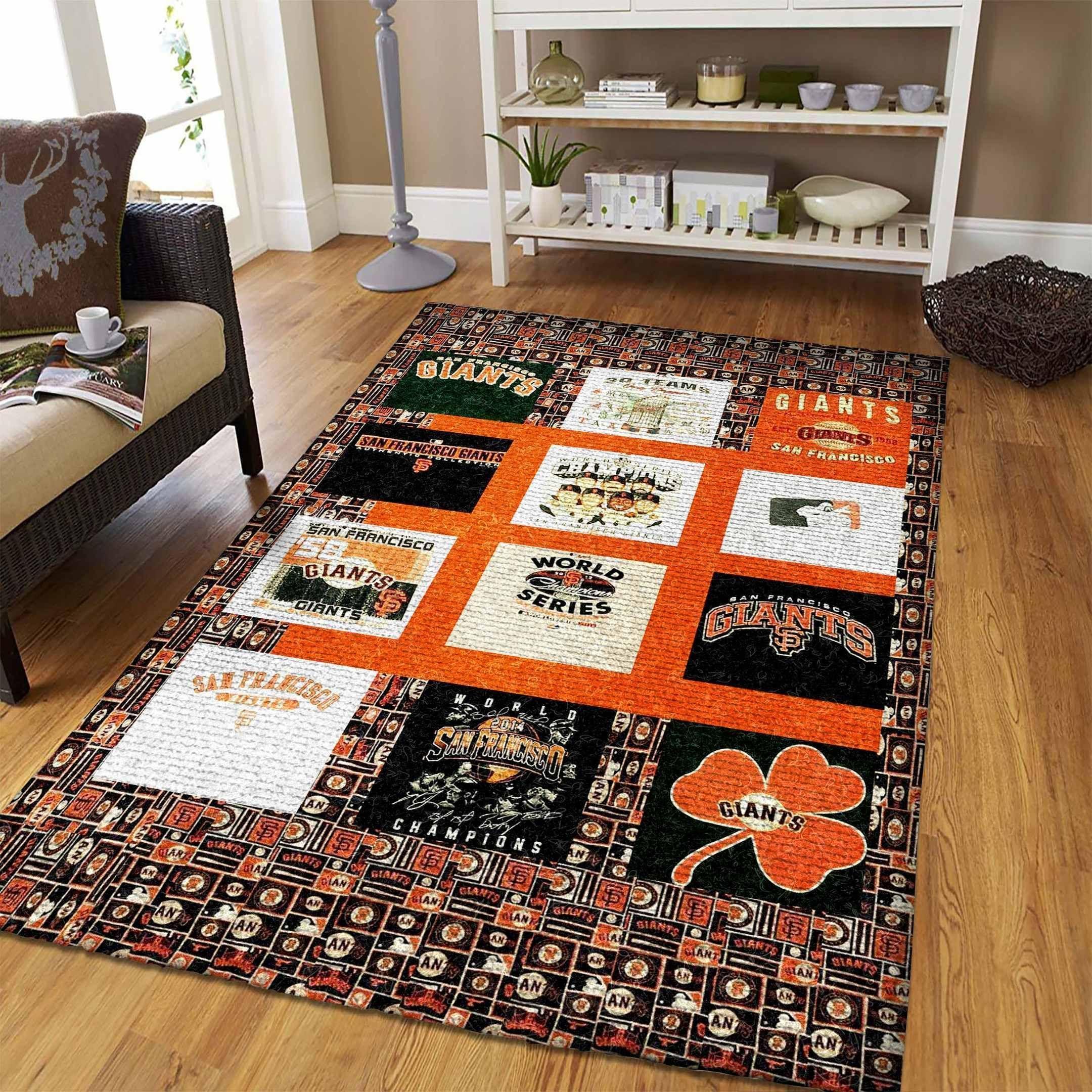 Amazon San Francisco Giants Living Room Area No4927 Rug