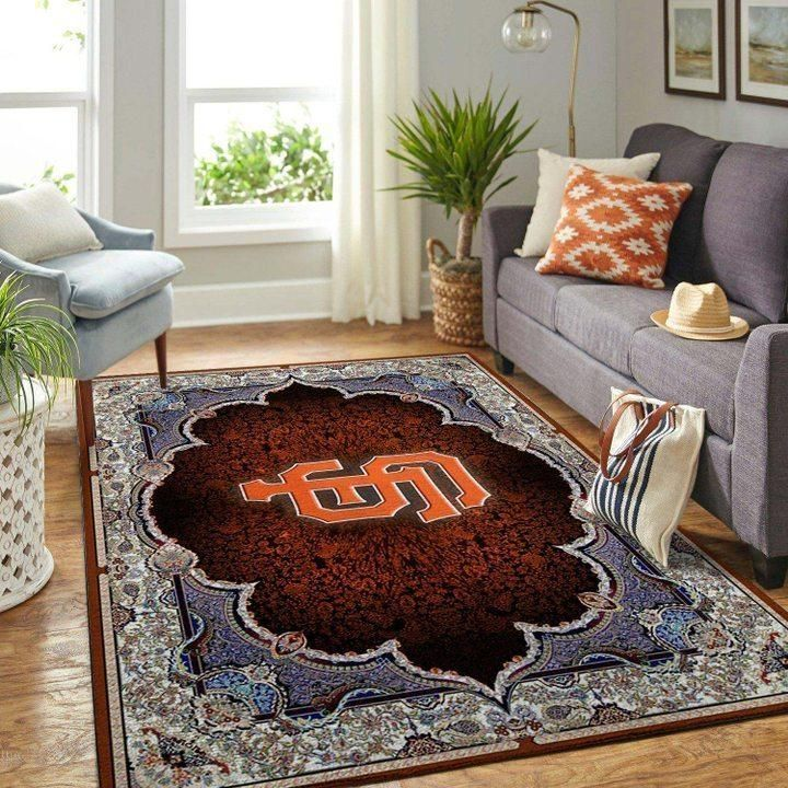 Amazon San Francisco Giants Living Room Area No4931 Rug