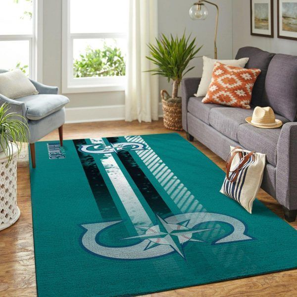 Amazon Seattle Mariners Living Room Area No3029 Rug