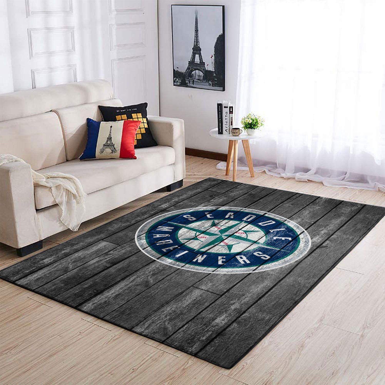 Amazon Seattle Mariners Living Room Area No4944 Rug