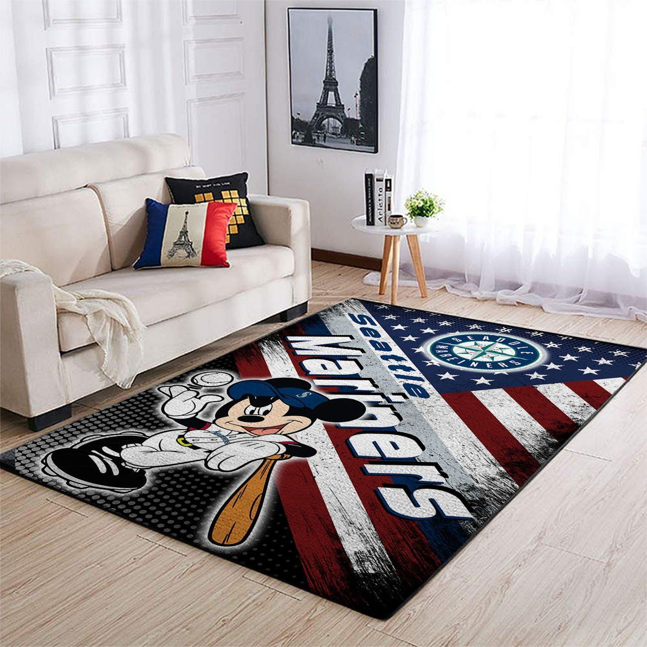 Amazon Seattle Mariners Living Room Area No4945 Rug