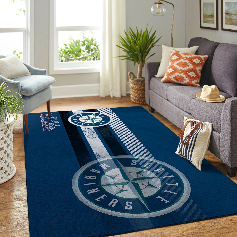 Amazon Seattle Mariners Living Room Area No4946 Rug